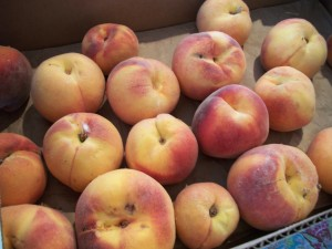 peaches Peach Jam with Pomona Pectin
