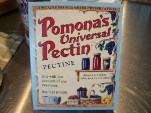 pomona pectin Peach Jam with Pomona Pectin