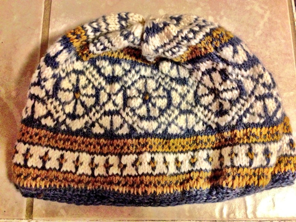 IMG 0194 More Fair Isle Knitting