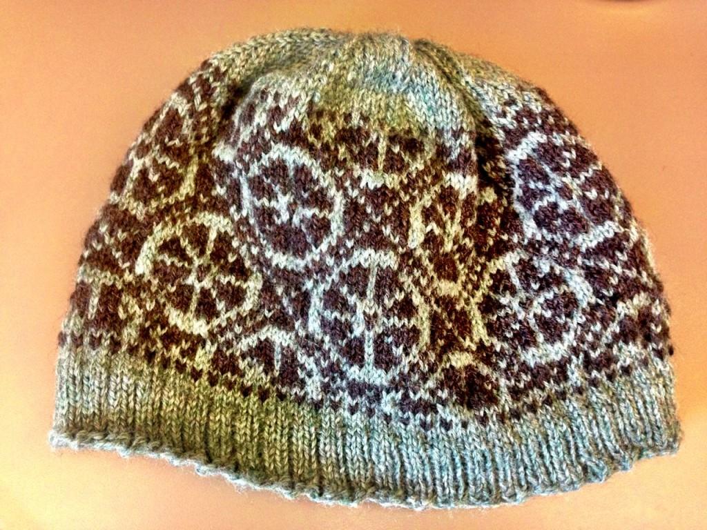 IMG 1781 1024x768 More Fair Isle Knitting